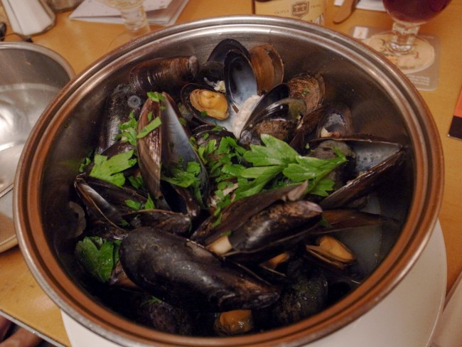 Fresh Mussles |©Pelican/Flickr
