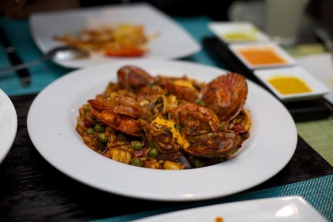 Best Restaurants In Lima Airport