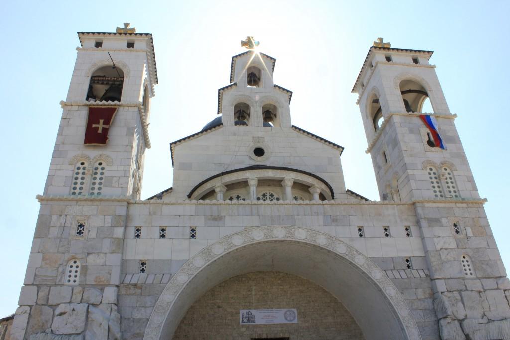 Podgorica Cathedral | ©Charlie/Flickr