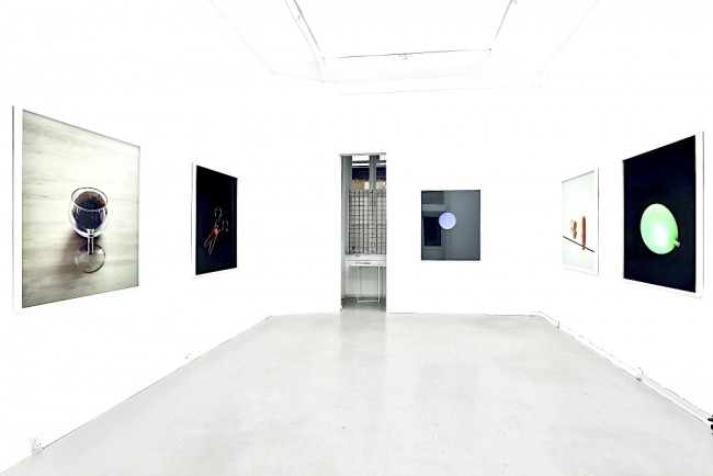 On A Clear Day - installation by Jakob Hunosøe | © Courtesy of Peter Lav Galleri