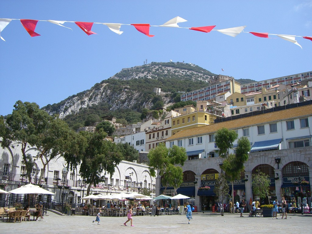 Grand Casemates Square © Clare Wilkinson