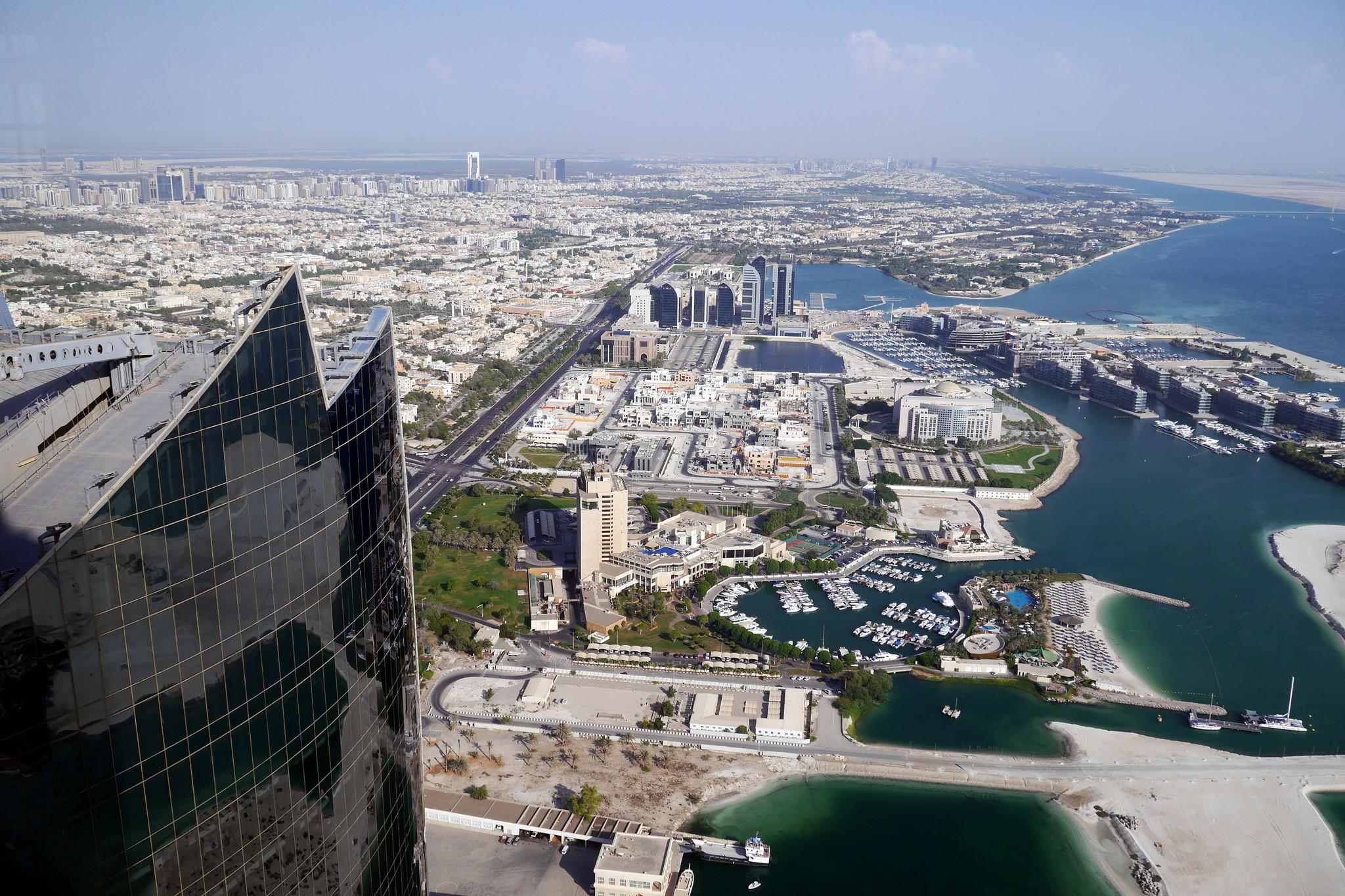 Top of Jumeirah at Etihad Towers © ActiveSteve