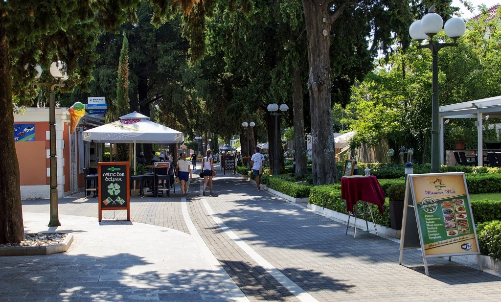 Restaurants in Dubrovnik ©Jori Samonen