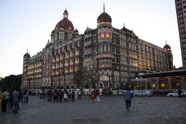 The Taj Hotel, Mumbai, India © Dan Searle