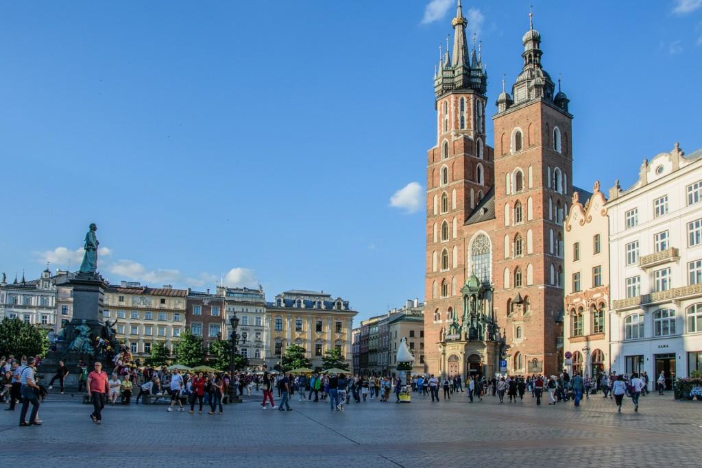 Krakow ©Pixabay