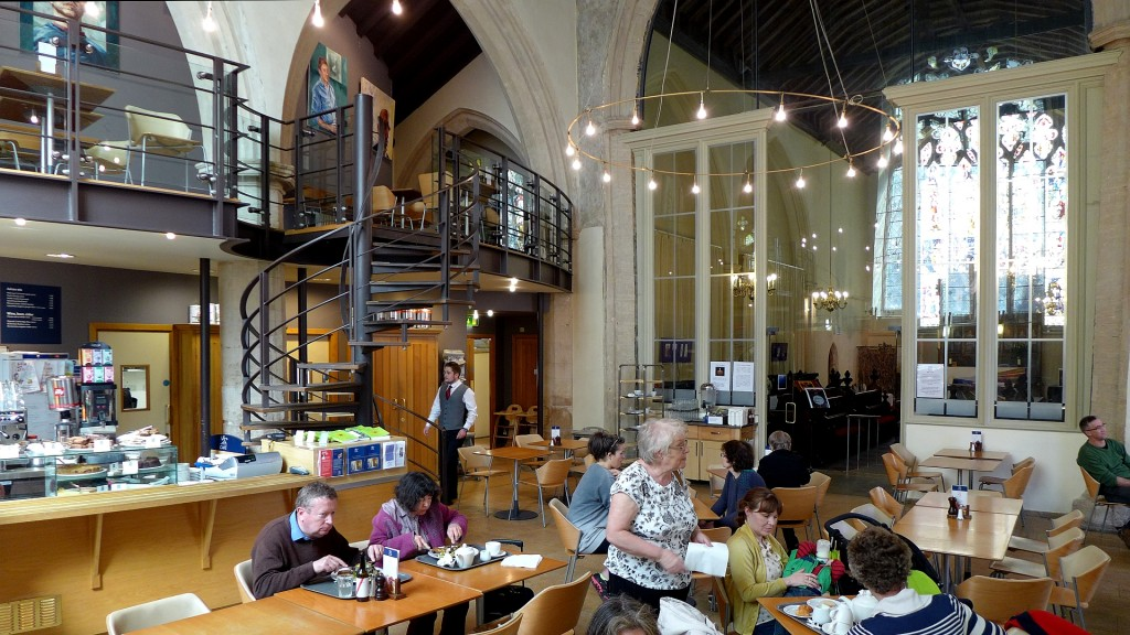 Best Cafes In Cambridge Uk