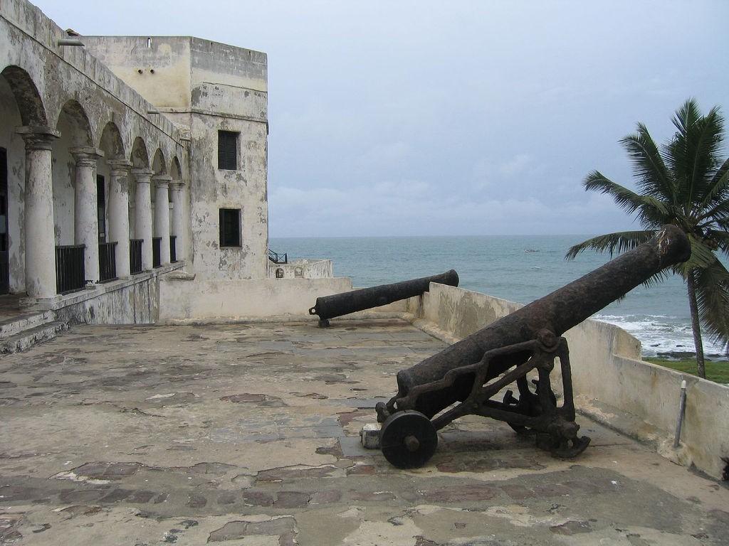 El Mina Slave Castle, Ghana ©Julius Cruickshank