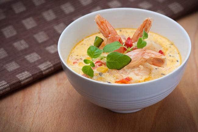 Seafood Chowder © Leszek Leszczynski