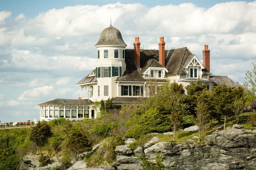 Castle Hill Inn, Newport RI ©Timothy Burling / Flickr