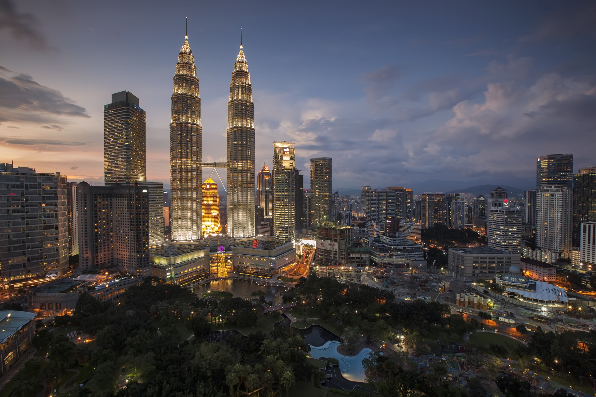 the most beautiful places to in kuala lumpur