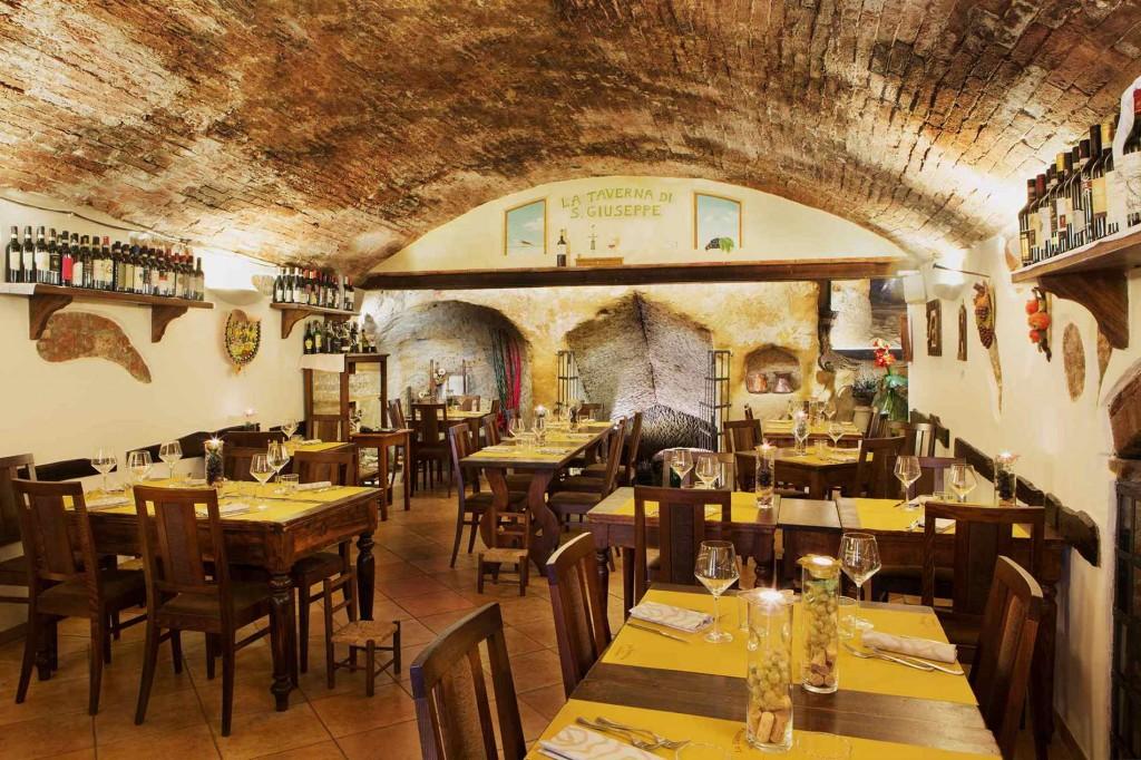 La Taverna di San Giuseppe ©La Taverna di San Giuseppe