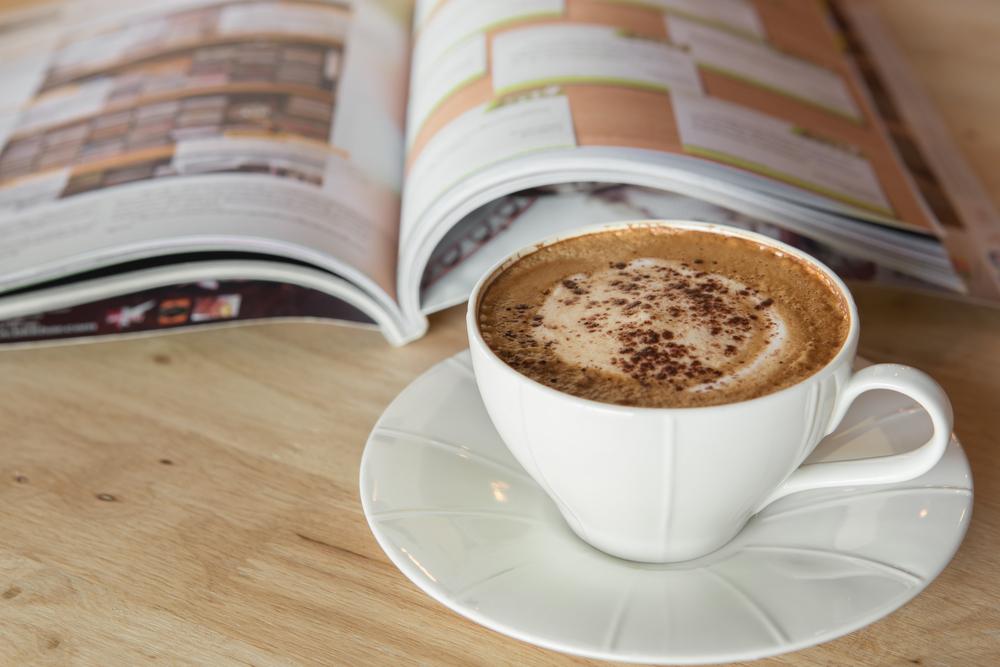 Café con Libros © Ko Backpacko / Shutterstock