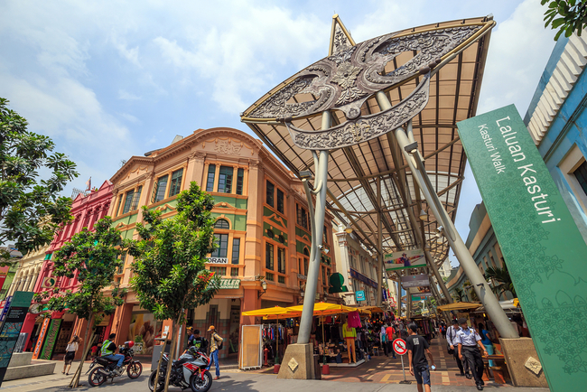 Central Market in Kuala Lumpur | © f11photo/Shutterstock