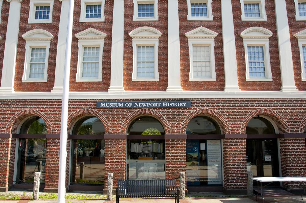 Museum of Newport History © Adwo / Shutterstock