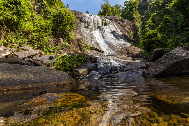 Hidden waterfalls of Langkawi | © Pavel Tvrdy/Shutterstock