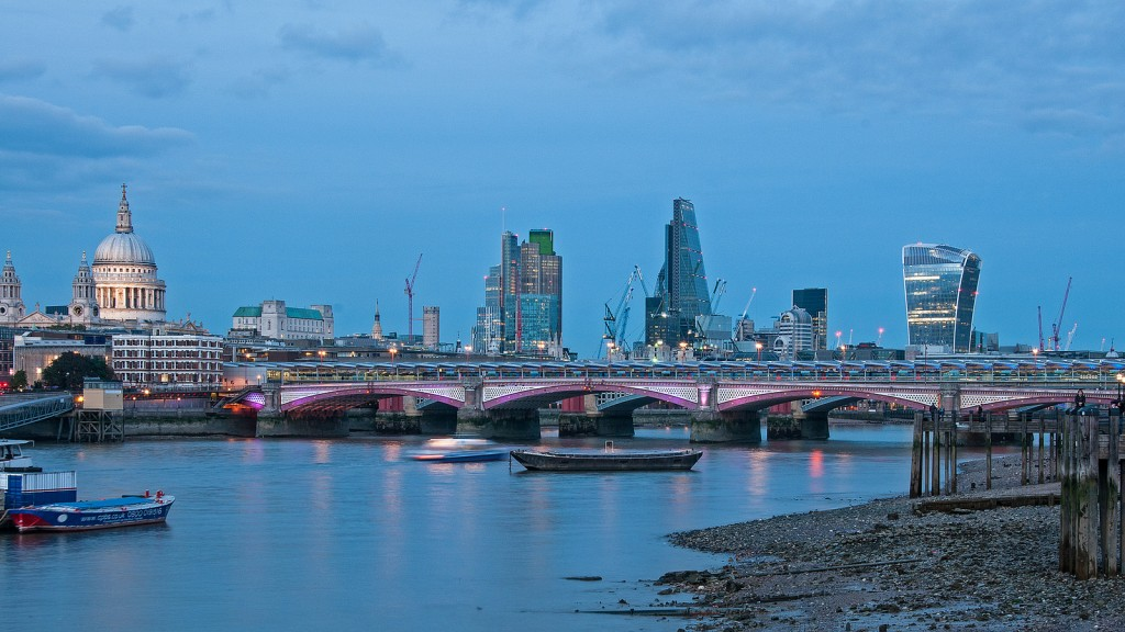 London Skyline ©bvi4092
