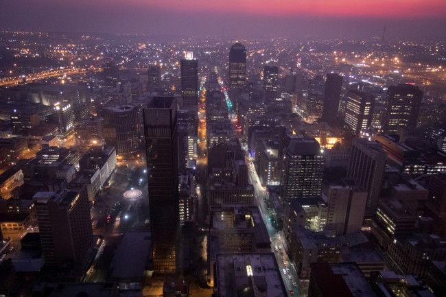 Johannesburg © Andrew Moore