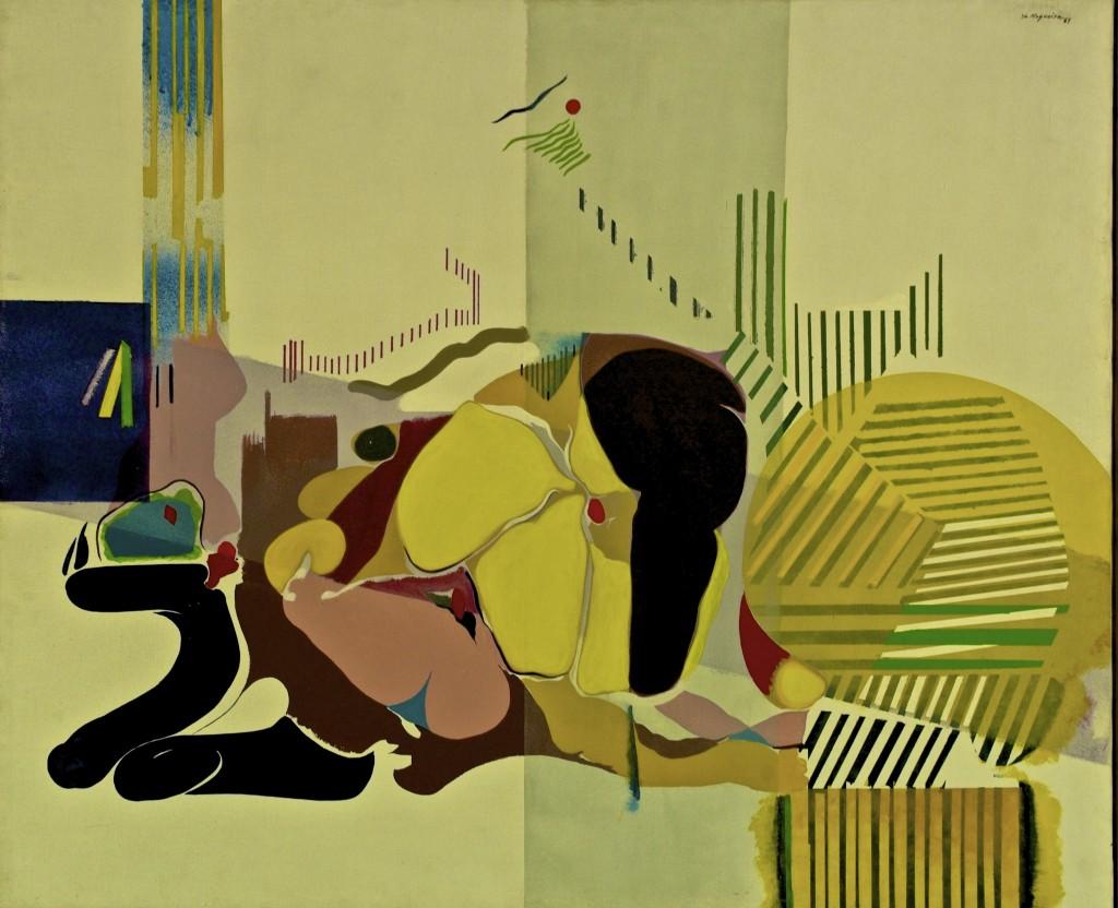 Chunga I (1969) - Rolando de Sá Nogueira (1921 - 2002) | © Pedro Ribeiro Simões/Flickr