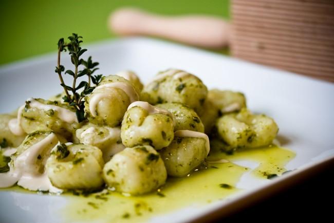 Fresh Gnocchi © Lauren