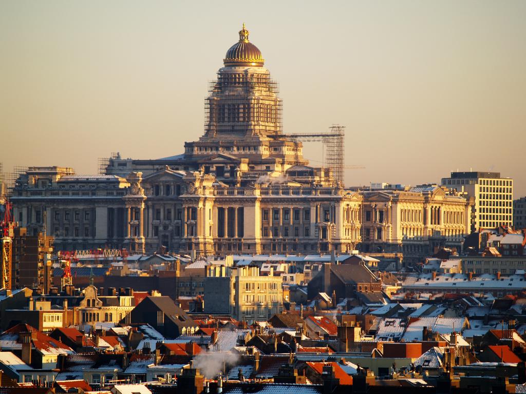Palais de la Justice | © Erasmushogeschool Brussel/Flickr