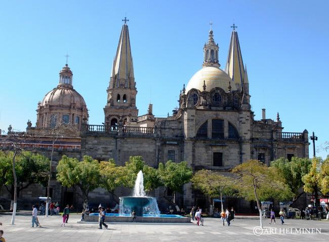 Guadalajara, Mexico| ©Ari Helminen/Flickr