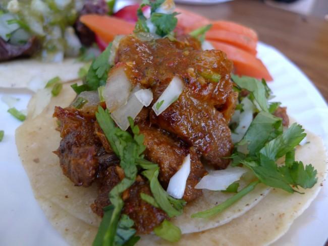 Marinated Pork Tacos| © Saucesupreme/Flickr