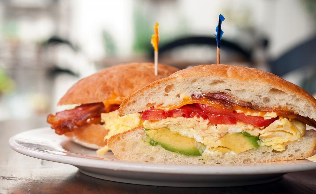 Sandwiches © Pixabay