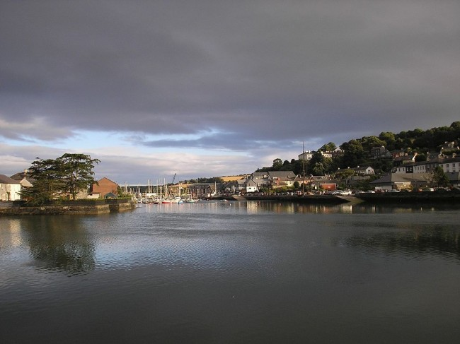 Kinsale, Co. Cork | © Valdoria/WikiCommons