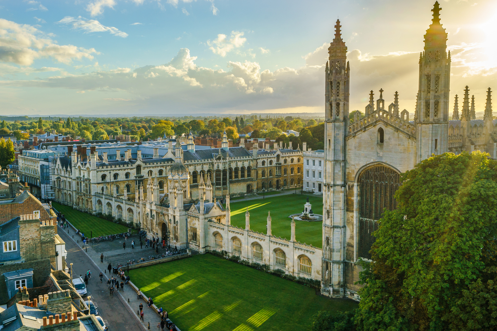 The Best Cafes And Tea Shops In Cambridge England