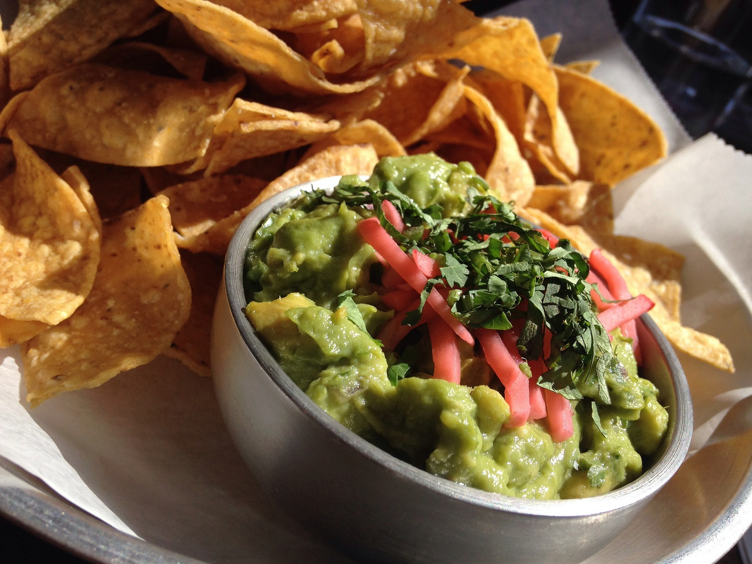 Guac and Chips | © Steven Depolo / Flickr