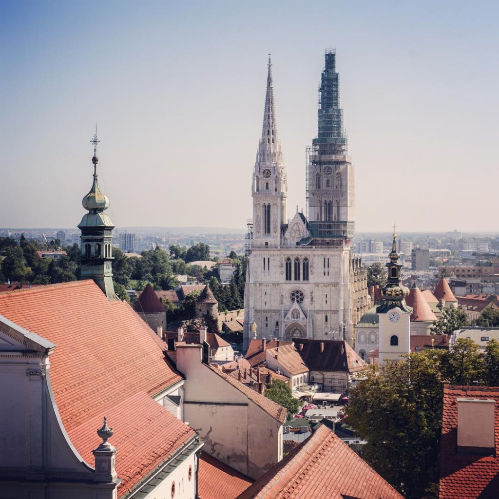 Zagreb Cathedral | ©Jude Lee/Flickr