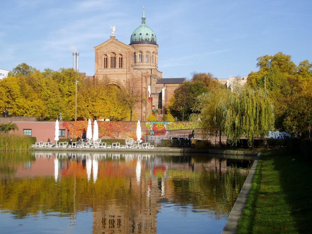 Michelkirche, Kreuzberg, Berlin | ©Udo Schröter/Flickr
