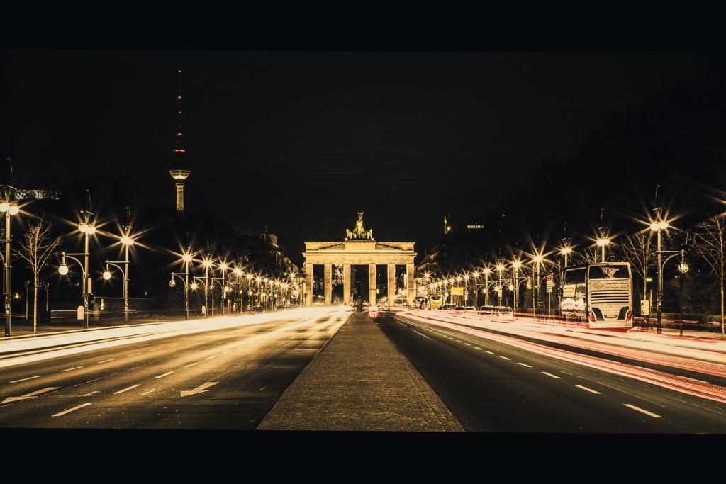 Brandenburg Gate, Berlin | ©Rodrigo Paredes/Flickr