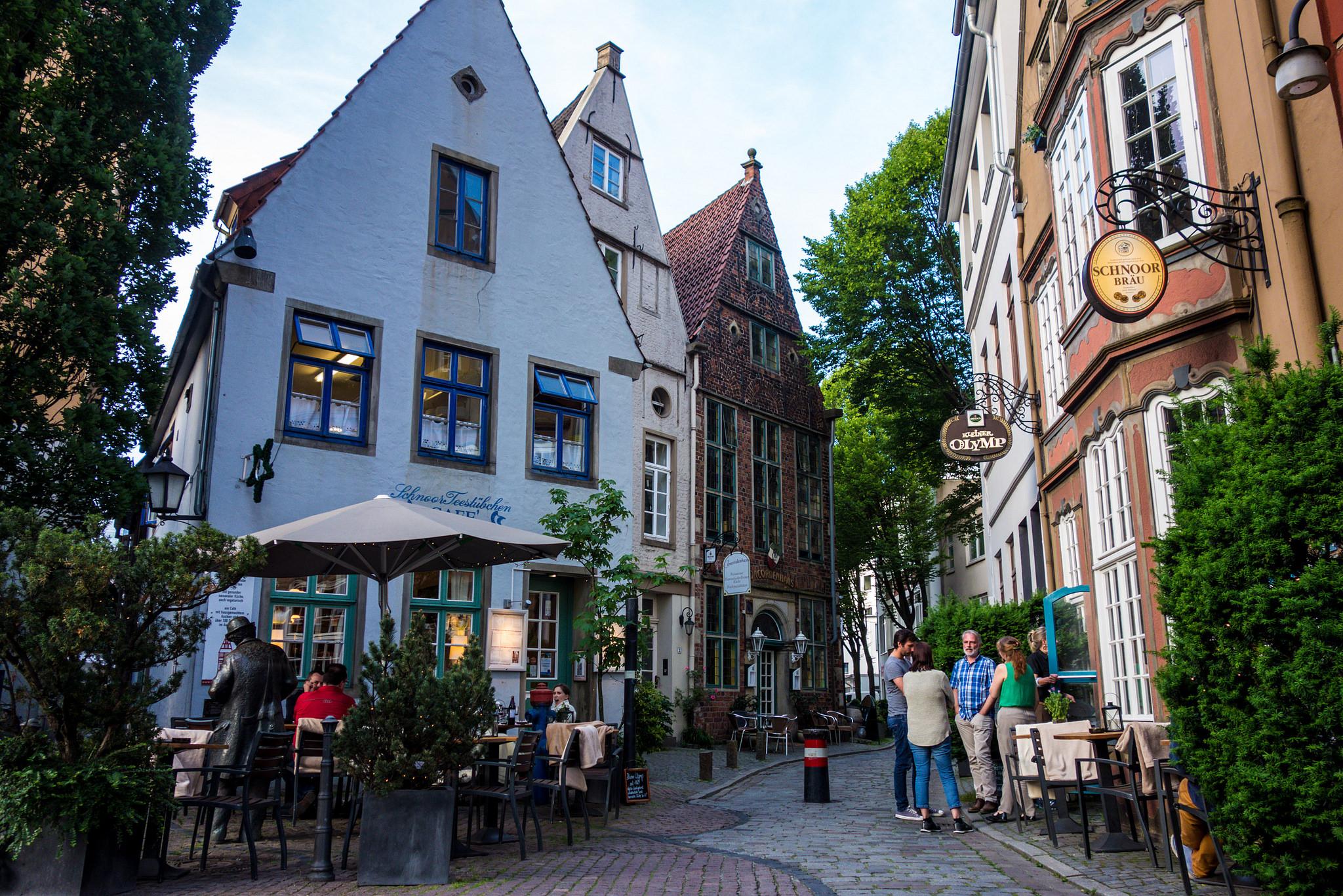The Top 10 Restaurants In Bremen, Germany - photo#20