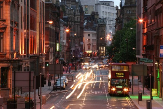 Liverpool's Victoria Street |© Alan Whitaker