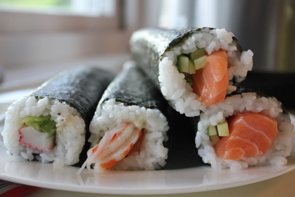 Sushi ©Harald Groven