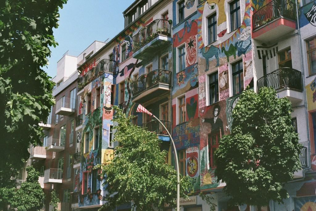 Friedrichshain, Berlin | ©Lis/Flickr
