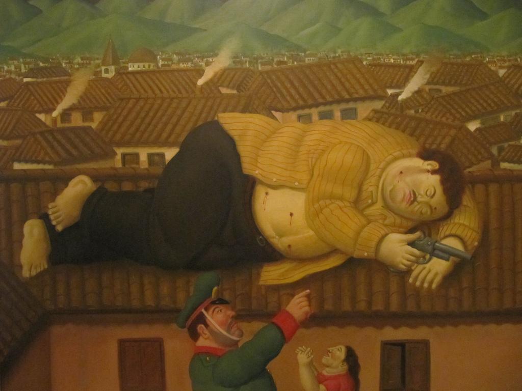 The Art Of Fernando Botero Colombias Most Colombian Artist