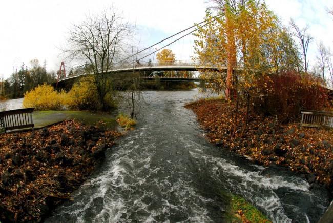 Alton Baker Park in Eugene, Oregon | © Don Hankins/Flickr