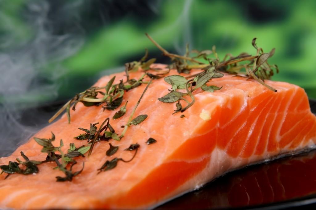 Salmon ©pixabay