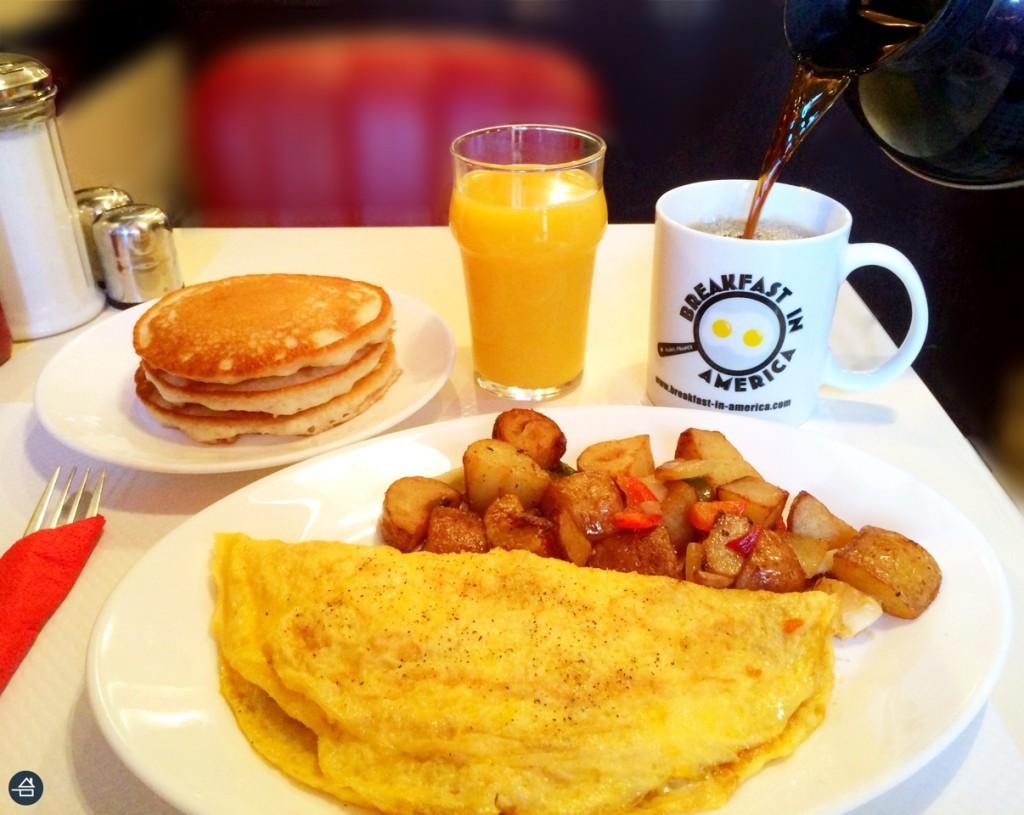 BIA Brunch | Courtesy of Breakfast in America