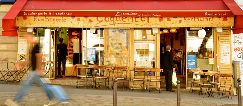 Coquelicot | Courtesy of Coquelicot