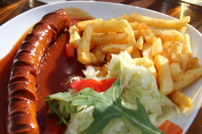 Currywurst/ ©Pixabay