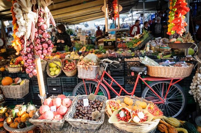 Farmers' market | © Fred PO/Flickr