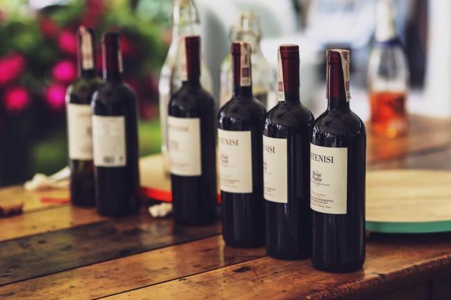 Wine Bottles © Pexels