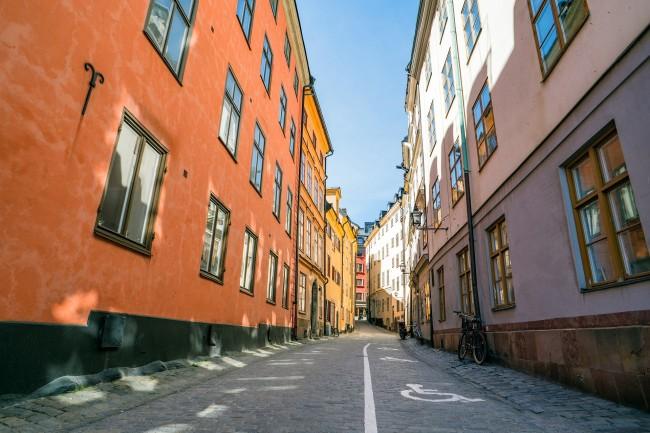 Stockholm Streets |© Pixabay