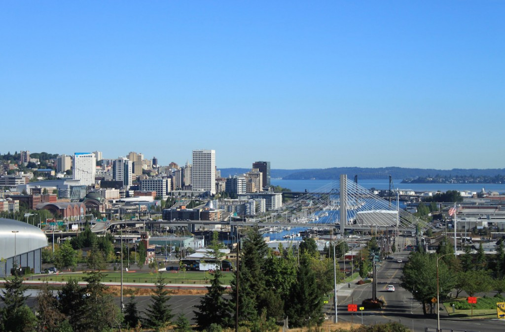 The city has the nickname 'The City of Destiny' © SounderBruce / Flickr