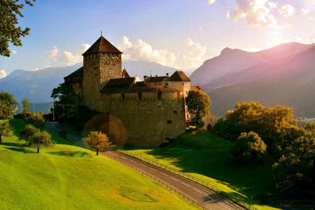 Vaduz Castle| © Justin LaBerge/Flickr