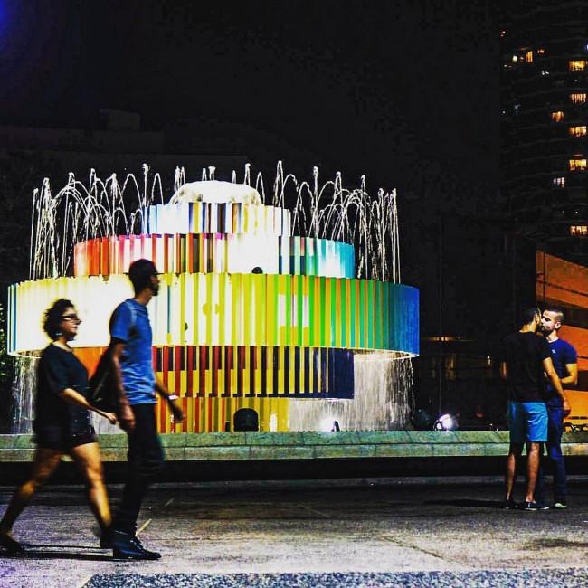 Dizengoff Square, Tel Aviv © Ted Eytan