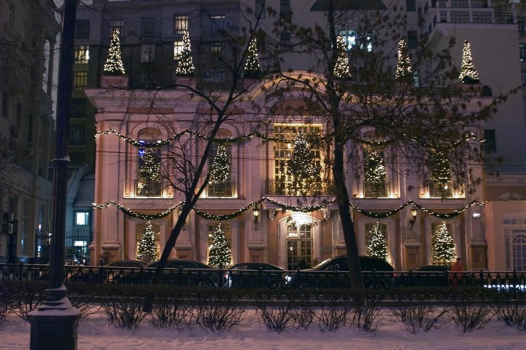 Café Pushkin Moscow © Em and Ernie / Flickr